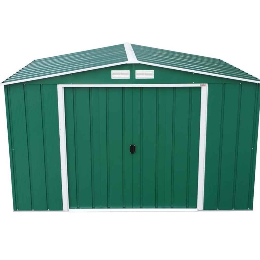 10ft x 8ft Select Value Metal Shed (3.21m x 2.42m)