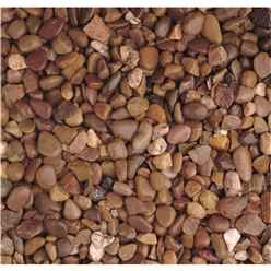 Brown and Cream Gravel - Bulk Bag 850 Kg