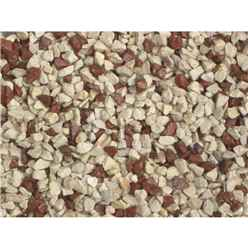 Strawberry and Cream Gravel - Bulk Bag 850 Kg