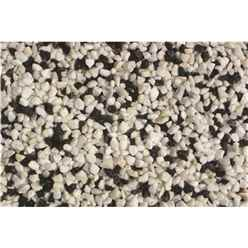 Black and White Mix Gravel - Bulk Bag 850 Kg