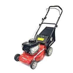 Gardencare GCLM43P Petrol Push 43cm Rotary Lawnmower - Free 24HR Delivery