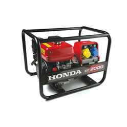 Honda EC2000 Open Frame Generator - FREE NEXT DAY DELIVERY