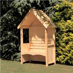 4ft x 2ft Seat Arbour