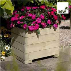 "Marberry Square Planter 1'7"" x 1'7"" (500mm x 500mm)"