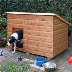 "Large Dog Kennel 4'6"" x 2'11"" (1380mm x 900mm)"