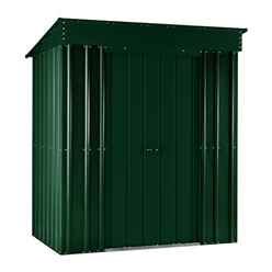 *PRE ORDER - DUE BACK IN STOCK 15TH AUGUST* 5 x 3 Premier EasyFix Heritage Green Pent Shed (1.58m x 0.92m)