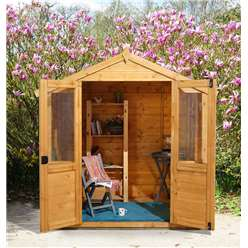 7 x 5 Carmen Summerhouse - ASSEMBLED