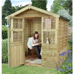 6 x 6 Chantilly Summerhouse