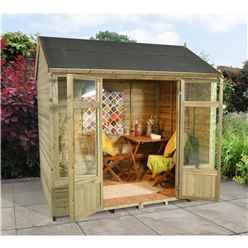 8 x 6 Poppy Summerhouse