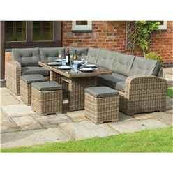 Deluxe Thornbury Corner Dining Set