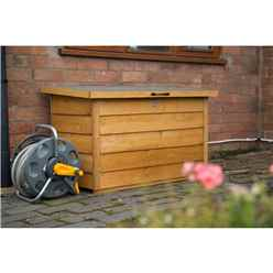 Garden Storage Box - Dip Treated (1.1m x 0.6m)