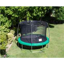 Pre Order - Out Of Stock 10ft Jump King Jumppod Classic Trampoline