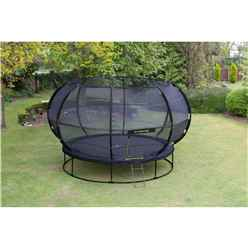 Pre Order - Out Of Stock 14ft Jump King Zorbpod Trampoline