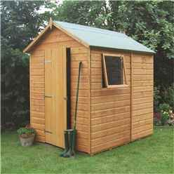 INSTALLED 7 x 5 Tongue and Groove Shed (12mm Tongue and Groove Floor) INCLUDES INSTALLATION