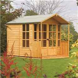 INSTALLED  10 x 7 Summerhouse INCLUDES INSTALLATION