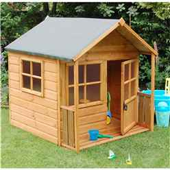 INSTALLED Playaway Playhouse 5 x 5 (1.60m x 1.56m) INCLUDES INSTALLATION