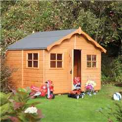 INSTALLED Playaway Lodge Playhouse 8 x 7 (2470mm x 2080mm) INCLUDES INSTALLATION