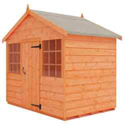 4 x 6 Wendyhouse (12mm Tongue and Groove Floor and Roof)
