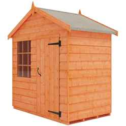 3 x 5 Mini Playhouse (12mm Tongue and Groove Floor and Roof)