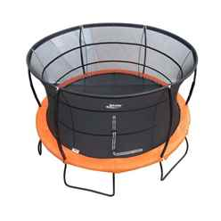 15ft MK 3 Deluxe Jump Capsule with Safety Enclosure + FREE Ladder