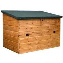 4 x 3 Tongue and Groove Store Chest