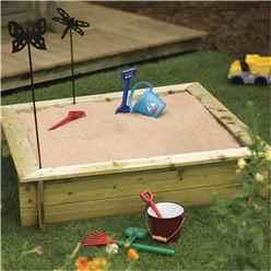 Sandpit 4 x 4 (1.2m x 1.2m)