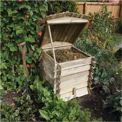 "Beehive Composter 2'5"" x 2'5"" (0.74m x 0.74m)"