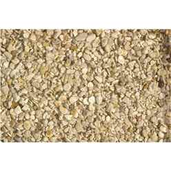 Cornish Cream Gravel - Bulk Bag 850 Kg