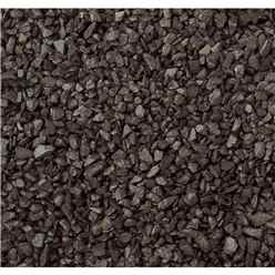 Midnight Chippings Gravel - Bulk Bag 850 Kg