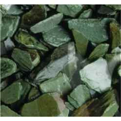 Green Slate 40mm Gravel - Bulk Bag 850 Kg