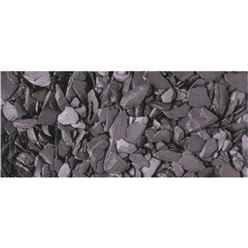 Blue Slate Gravel - Bulk Bag 850 Kg