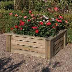 3 x 3 Raised Planter