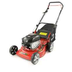 Gardencare GCLM46P Petrol Push 46cm Rotary Lawnmower - Free 24HR Delivery