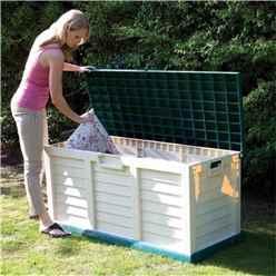 5 x 3 Plastic Garden Store/bench (1.4m x 0.61m)