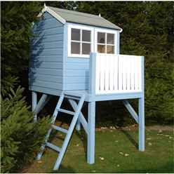 4 x 6 Tower Playhouse