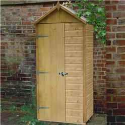 3 X 2 (0.95m X 0.62m) - Handy Tongue And Groove - Apex Store - Double Doors - 11mm Solid Osb Floor