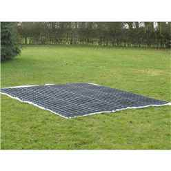 Plastic Ecobase 10ft X 4ft (21 Grids) *updated Version*