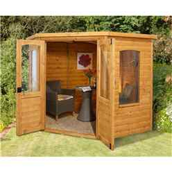 7 X 7 Harmony Corner Summerhouse - Core (bs)