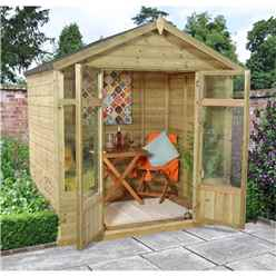 7 X 5 Eva Summerhouse