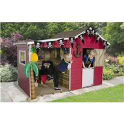 8 X 4 Basil Multiplay Playhouse