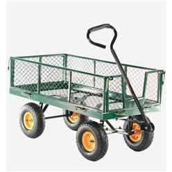 Garden Cart - 300kg Load Capacity