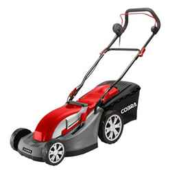 Electric Rotary 4 in 1 Lawnmower - 46cm - Cobra RM43 - Free Next Day Delivery*