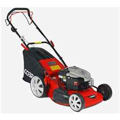 Petrol 4 In 1 Rotary Self Propelled Lawnmower - 51cm - Cobra M51spb - Free Next Day Delivery*