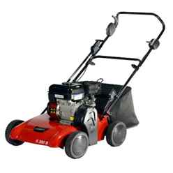 Cobra 148cc Briggs And Stratton Petrol Scarifier - 38cm Raking Width - Cobra S390b - Free Next Day Delivery*