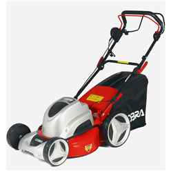 Electric Rotary 4 in 1 Lawnmower - 46cm - Cobra MX46SPE - Free Next Day Delivery*