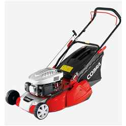 Petrol Powered Rear Roller Lawnmower - 40cm - Cobra RM40C - Free Oil and Free Next Day Delivery*