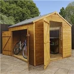 8 x 8 Multi Storage Shed