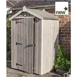 Deluxe 4 x 3 Heritage Shed