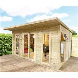 Avon 3m x 3m Insulated Garden Room - INCLUDES FREE INSTALL