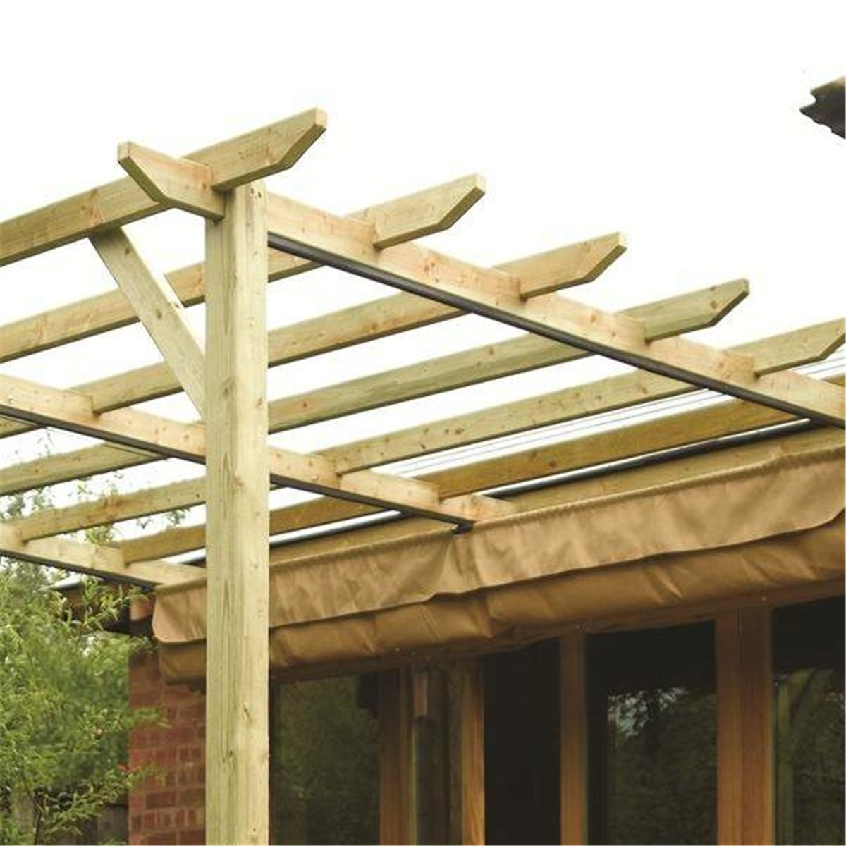 Sienna Canopy Shedsfirst